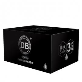 正品DB玻尿酸002极薄安全避孕套滋阴延时10只装